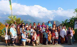excursions to mountains